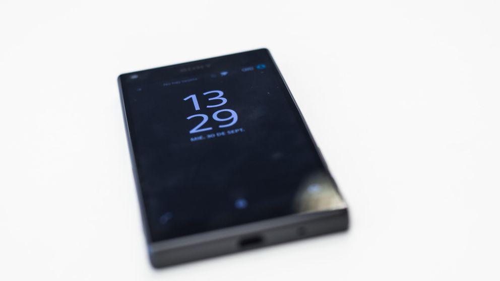 Sony Xperia Z5 Compact: aún quedan móviles para manejar con una mano