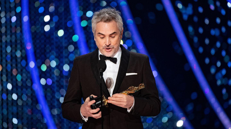 Alfonso Cuarón.(EFE)