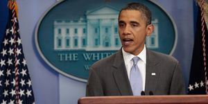 Foto: Obama logra un acuerdo 'in extremis' para evitar la quiebra