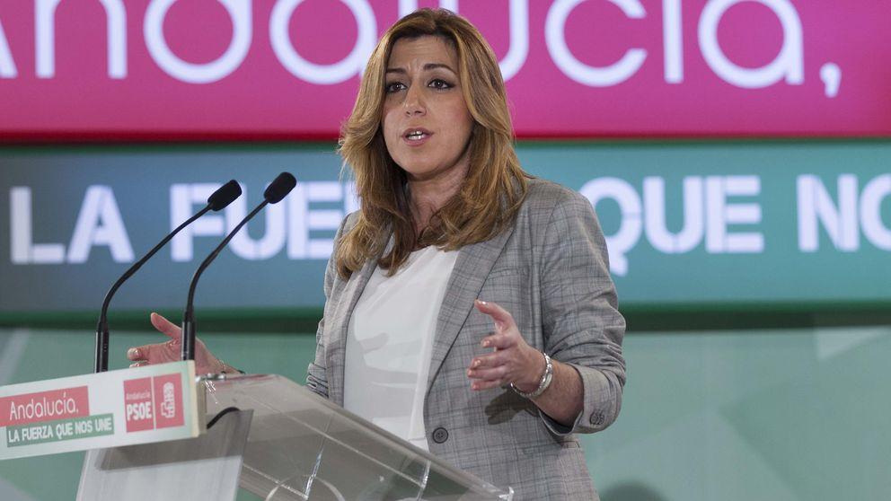 Díaz ignora la crisis del PSOE y hace gala de unidad en sus filas