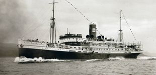 Post de La historia del 'Titanic español': el enigma de la joya de la marina mercante nacional