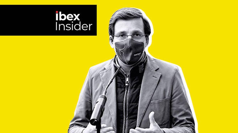 Almeida hace agenda en el Ibex, para celos de Villacís (y Casado)