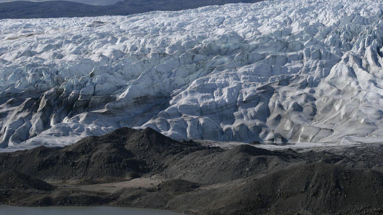 Hielo en Groenlandia (Eric Post, UC Davis)