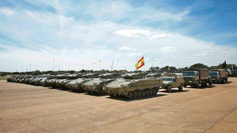 El Ejército vuelve a los frentes de la División Azul para la nueva guerra fría