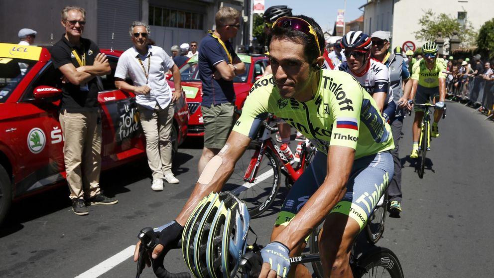 Contador correrá en el Trek Segafredo a partir de 2017 y lo concretará este lunes