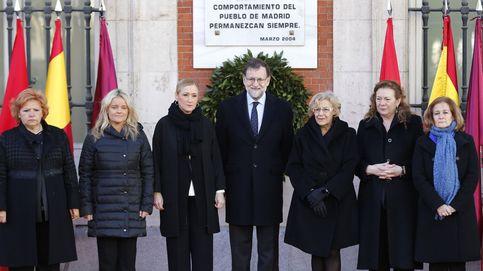 Iglesias pide desterrar el uso político de las víctimas y Cifuentes pide unidad