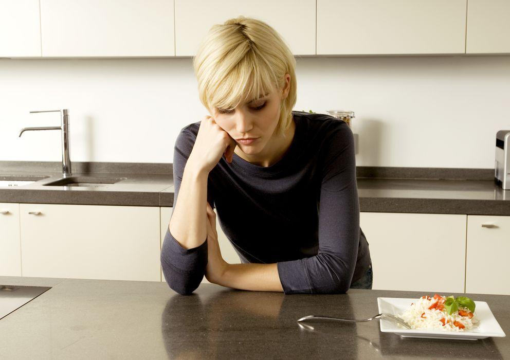 Foto: ¿Cocinas en casa comida saludable pero no dejas de subir de peso? Puede que estés cometiendo alguno de estos estos fallos. (Corbis)