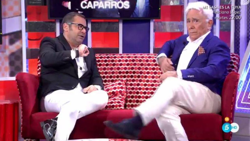 J. Javier sobre el 'Deluxe' de los Caparrós: Fue un tortuoso drama en vivo