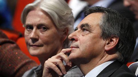 Fillon, el hombre que puede frenar a Le Pen, acusa el escándalo en torno a su mujer