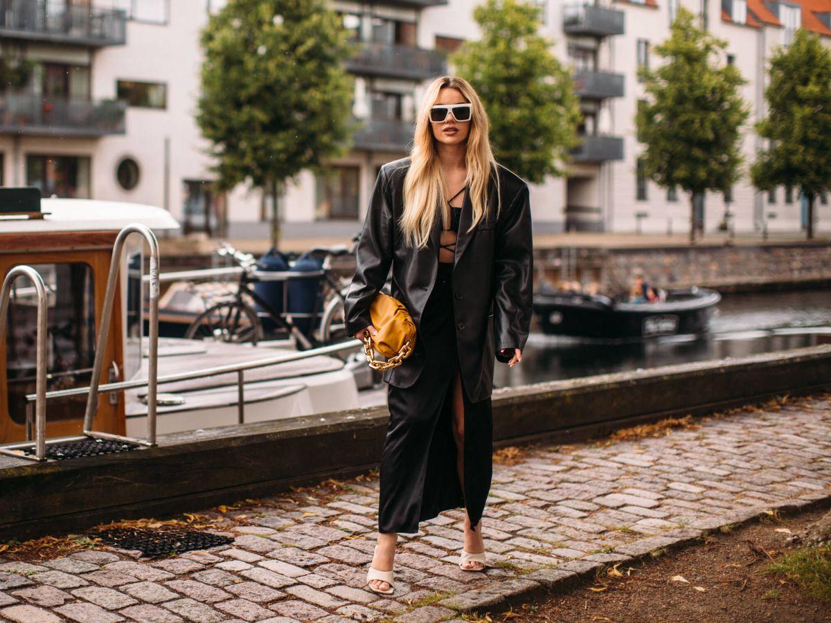 Foto: El street style de Estocolmo marca las tendencias europeas. (Imaxtree)