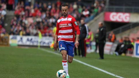 Dani Benítez, del positivo por cocaína a durar un entrenamiento con el Huesca