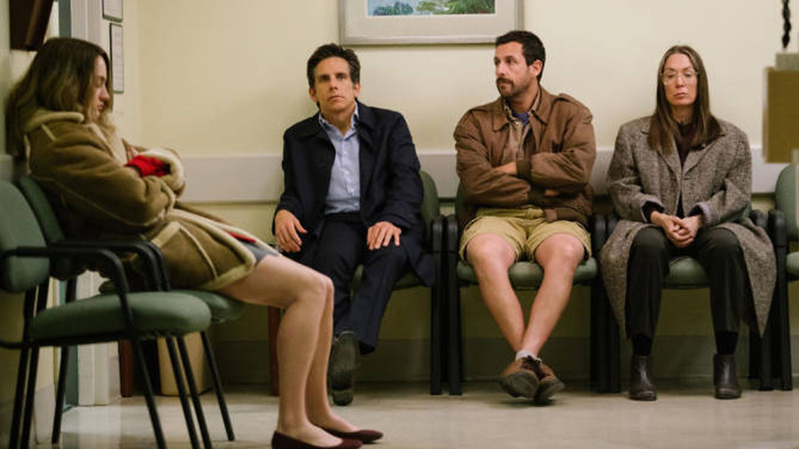 Foto: Tráiler de 'The Meyerowitz Stories (New and Selected)'.