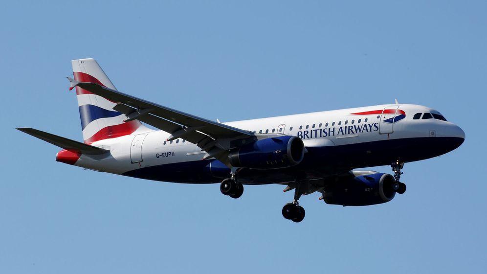 Foto: El vuelo de British Airways tomó la dirección incorrecta (Reuters/Regis Duvignau)