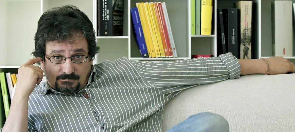 Foto: Sánchez Piñol, autor de la novela Victus (EFE)