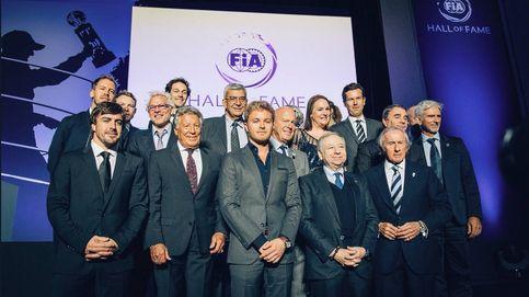Alonso, en el 'Hall of Fame': ¡Tengo dos años para que me inviten otra vez!