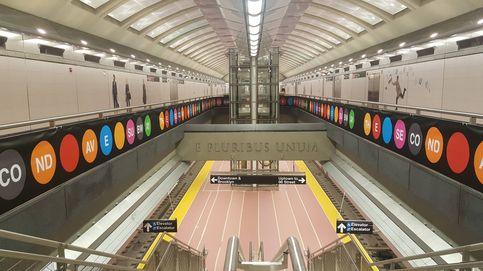 Los metros de Nueva York y Miami tienen sello español