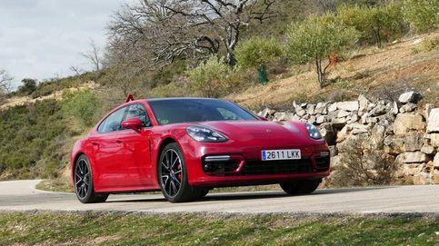 Porsche Panamera, como un 911 de 5 puertas