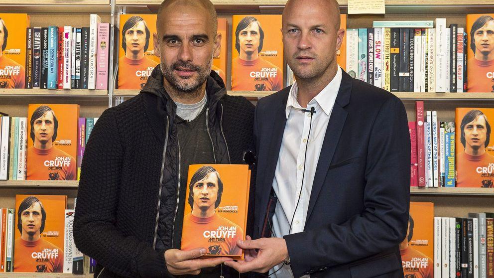 Guardiola confiesa que de pequeño le tenía miedo a Cruyff
