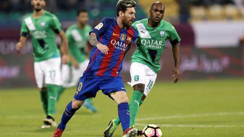 Paco Alcácer se estrena en Qatar como goleador con el Barcelona