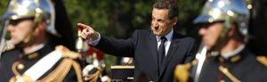 Cascos azules y líderes europeos y mediterráneos, en el desfile de la  fiesta nacional francesa
