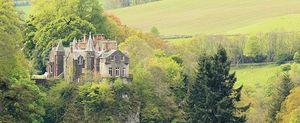 Los castillos escoceses, un lujo en tiempo de crisis