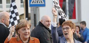 Post de El partido de Merkel se impone en las primeras elecciones tras la elección de Schulz