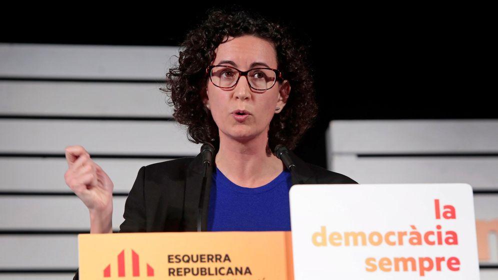 Foto: La número dos por ERC, Marta Rovira. (EFE)