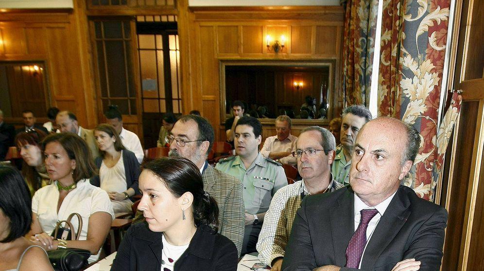 Foto: El juez García-Castellón, en su etapa en Francia. (EFE)