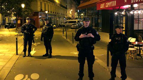 Un hombre ataca con un cuchillo a varias personas en el centro del París