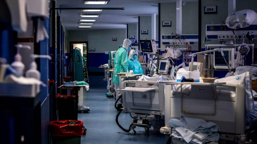 Los médicos alertan del peor escenario en otoño: se necesitarían 6.720 camas UCI