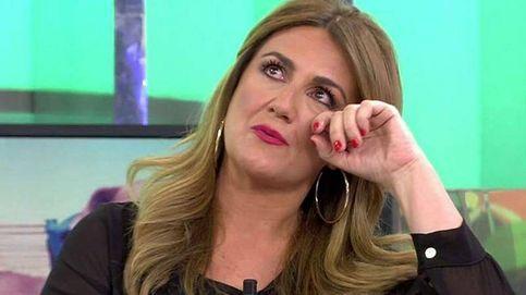 Carlota, en la diana: torrente de críticas contra la presentadora (y 'Sálvame')