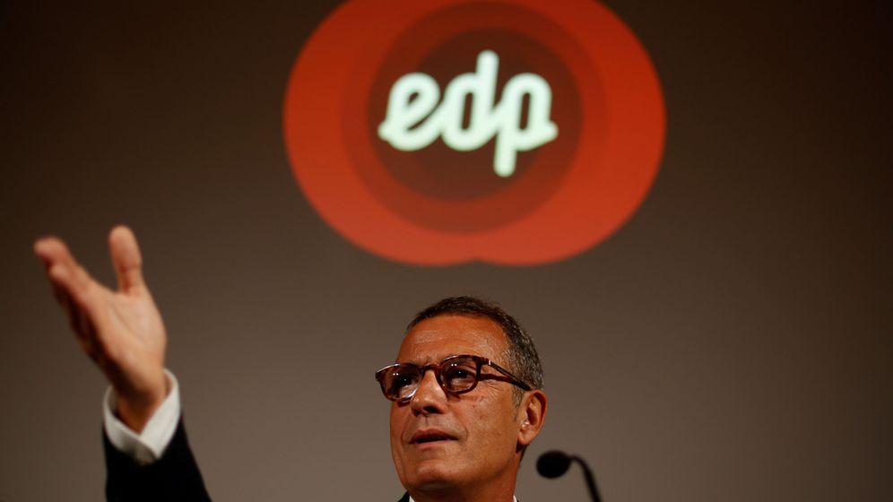 Foto: El presidente de EDP, Antonio Mexia