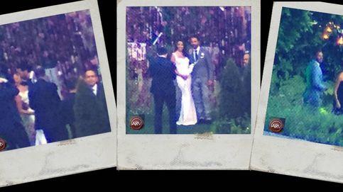 Las imágenes filtradas de la exclusiva boda de Eva Longoria con Pepe Bastón