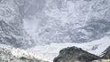 Evacuaciones por el riesgo de colapso de un glaciar en el Mont Blanc