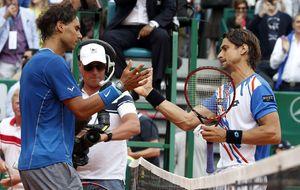 Ferrer, primer rival serio ante el que Nadal verá el estado de su espalda