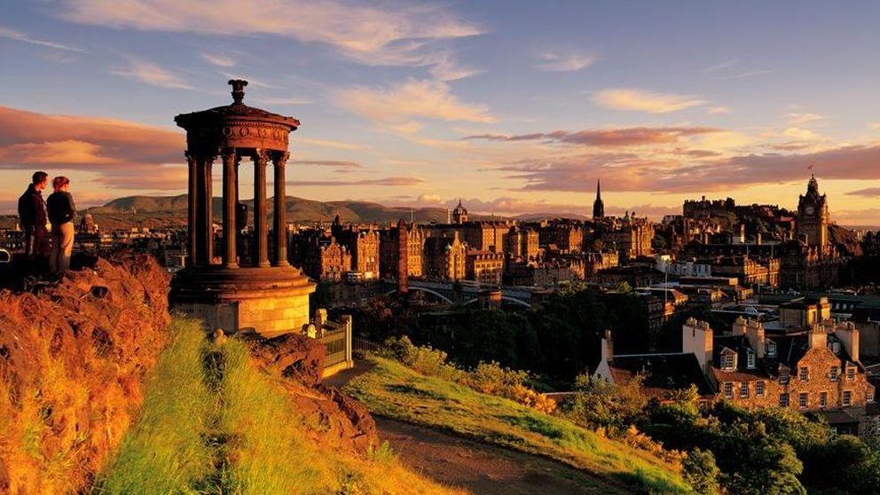 36 horas en Edimburgo, la ciudad de los pubs, los fantasmas y Harry Potter