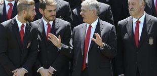 Post de Iker Casillas, presidente de la Real Federación Española de Fútbol