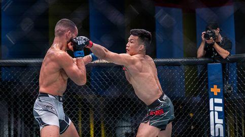 UFC Vegas 29: 'El zombie coreano' reivindica su condición de aspirante al título