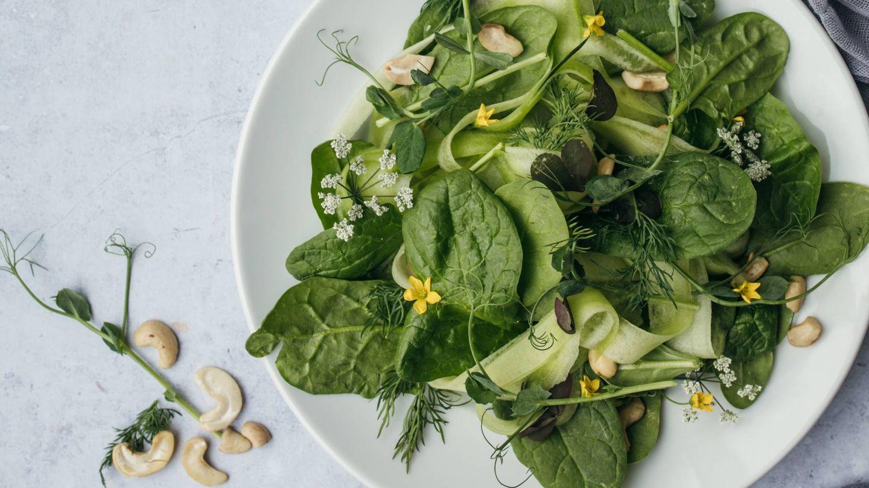 La dieta puede influir en los dolores de cabeza. (Heather Barnes para Unsplash)