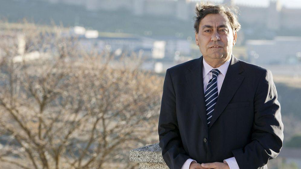 Foto:  El magistrado del Tribunal Supremo Julián Sánchez Melgar