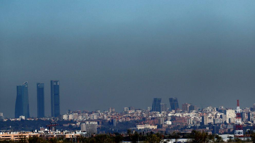 Almeida activa por primera vez el protocolo anticontaminación en Madrid este jueves