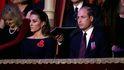 La regañina de Kate Middleton y Guillermo a un periodista por burlarse de Charlotte