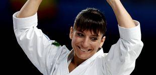 Post de Sandra Sánchez, la reina del kárate a la que veían muy mayor cuando empezó a ganar