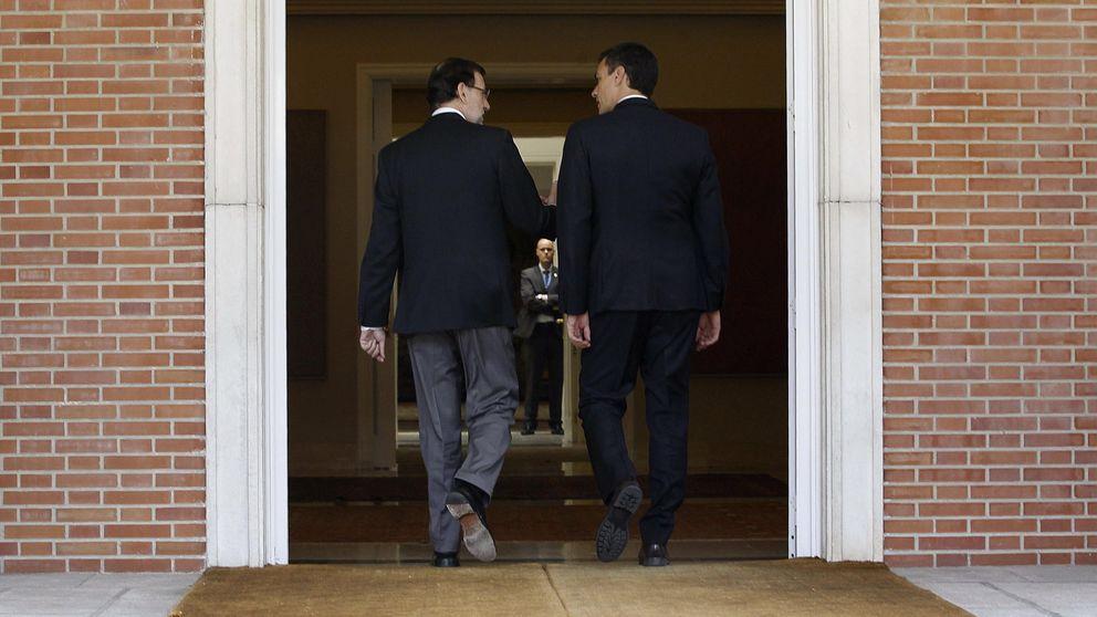 Rajoy y Sánchez: empieza la carrera