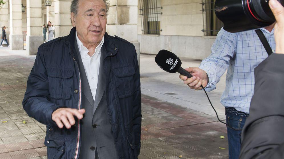 Foto: El empresario Manuel Muñoz Medina. (EFE)