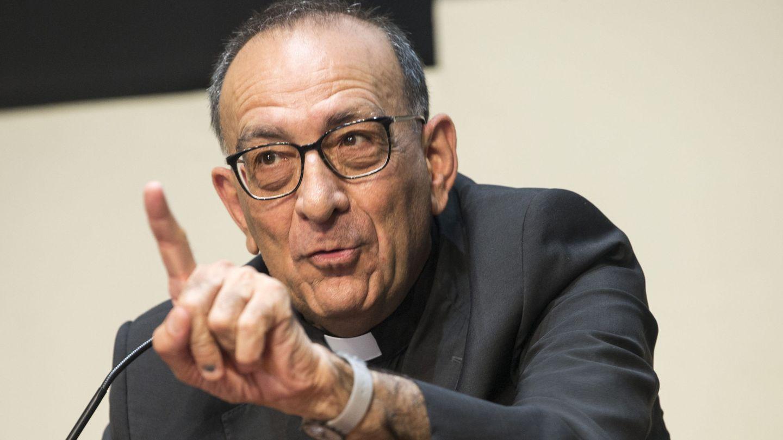 El arzobispo Juan José Omella. (EFE)