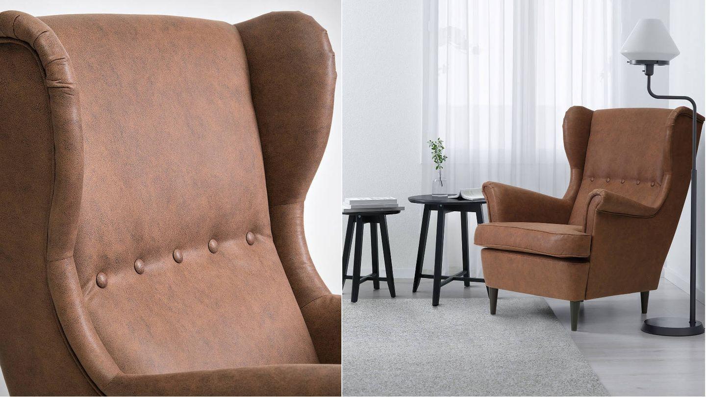 Sillones originales y diferentes de Ikea. (Cortesía)