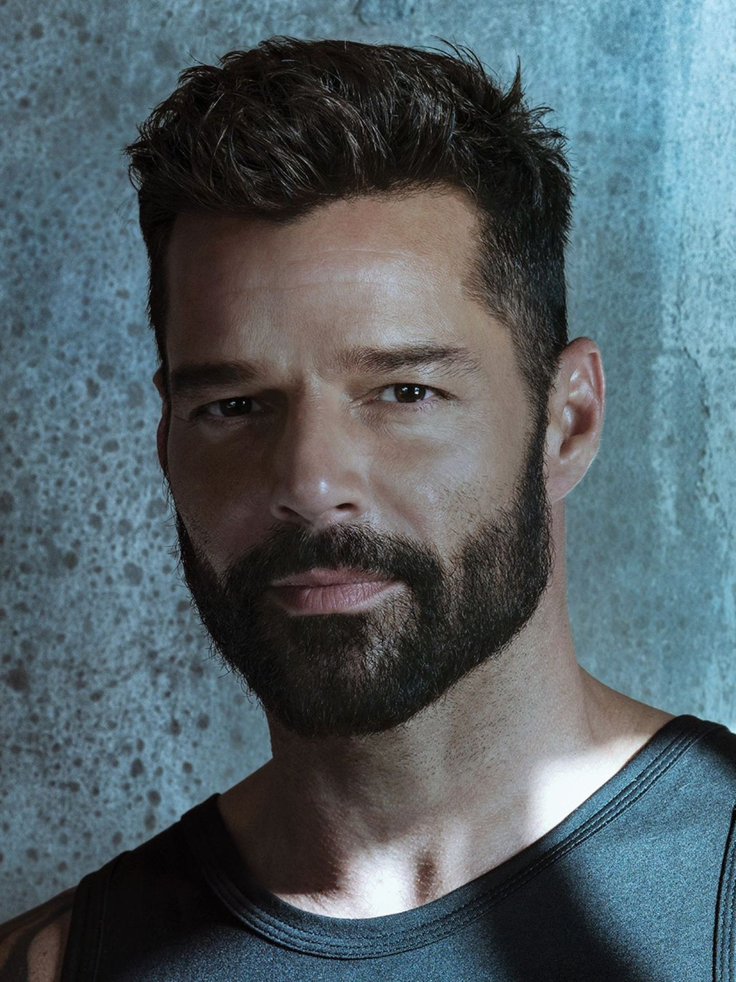 Ricky Martin, en una imagen promocional de 2020. (Sony Music Latin / EFE)