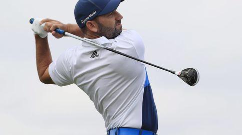 Sergio García y Cabrero Bello mantienen sus opciones en el British Open
