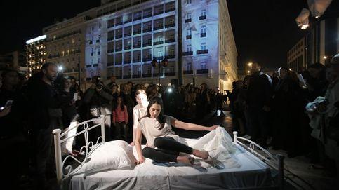 Exhibición de arte 'Documenta 14' en Atenas